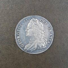 Coin - Crown of King George II