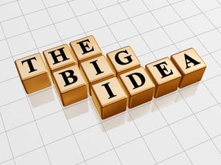 the big idea - golden