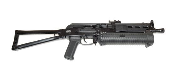 Russian machine gun