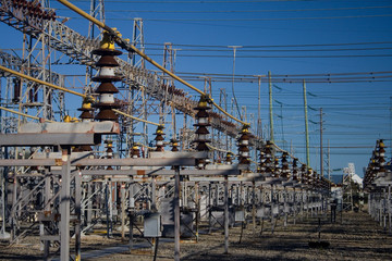 Electricity Power Sub Station