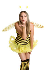 Cute Bubblebee
