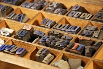 casse typographique