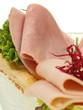 belegte brötchen,baguette,kochschinken,salat - 8202824