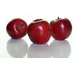 Tres manzanas
