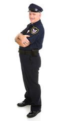 Police Officer Design Element