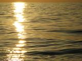 riflesso del sole poster
