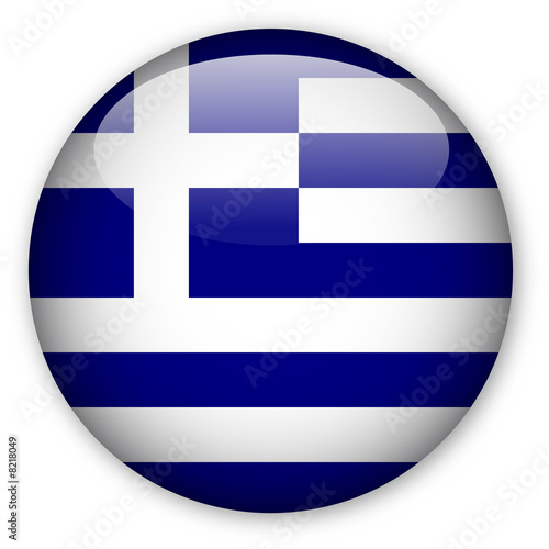 Greek flag button
