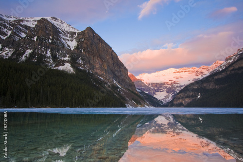 Lake Louise by Sunrise