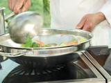 front cooking trends, gastronomie, brandschutz poster