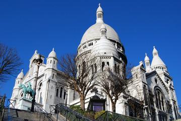 Montmartre. Sacre Coeur.