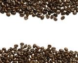 Fototapety coffee frame