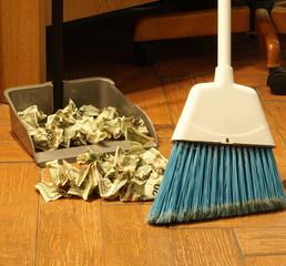 Money sweep 14