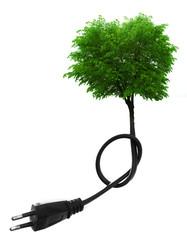 Renewable green energy concept