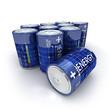Battery solar pack 05 - 8270264