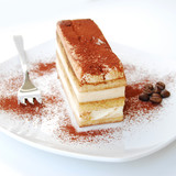 italienisches dessert - tiramisu