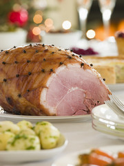Honey Roasted Ham