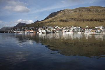 Faroe Islands, Klaksvík