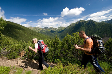 Nordic Walking in Tatra Mountains