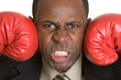 Boxing Gloves Man