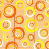 Abstract harmonious texture.Vector. poster