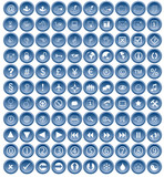 110 miscellaneous buttons poster