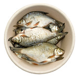 bream for a flue-curing poster