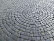 Leinwandbild Motiv Granite street