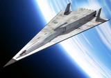 Top secret aircraft Aurora