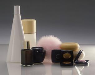 Elegant makeup tools