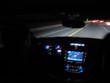 Night Driving Light Trails