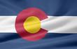 Colorado Flagge