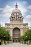 capitol building, austin, texas, usa poster