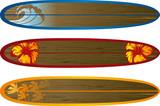 longboard balsa wood