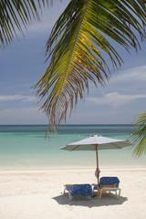 Playa en Honduras