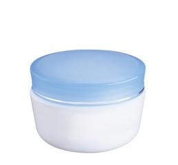 facial cream isolated