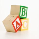 Fototapety Toy blocks.
