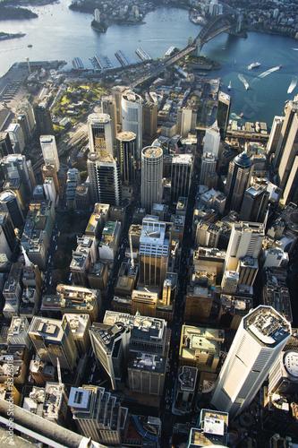 Sydney Australia downtown.