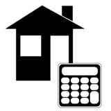 Mortgage calculator poster