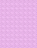 Lilac Numbers Background