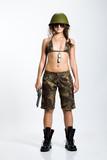 Military Girl poster