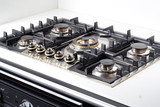 Modern large gas stove    poster