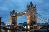 Tower Bridge in London England - 8341844