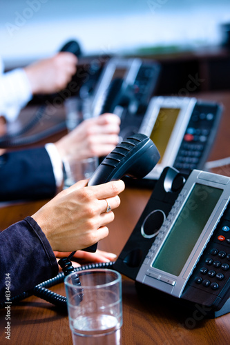 Helpdesk phones