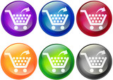 Remove from shopping cart cristal ball collection poster