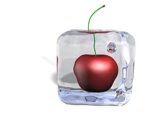 Cherry Icecube