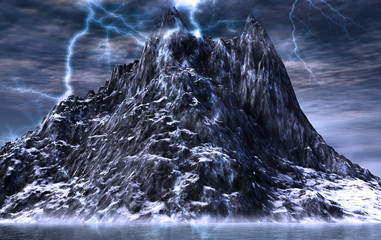 Magic peak
