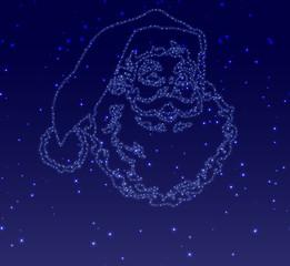 Santa Claus's constellation