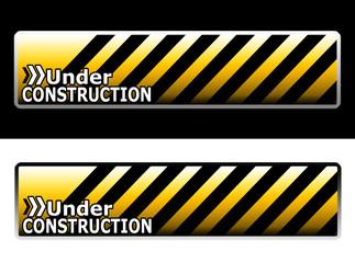 Under Construction symbols