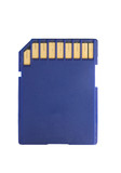 color memory sd card data storage device for cameras poster
