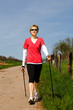 nordic walking woman 2